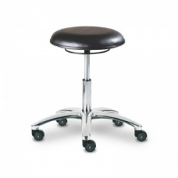 Bristol Maid Static Safe and Sterile TechnoStools Low Medical Stool
