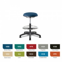 Bristol Maid Techno Stools Medium Medical Stool (Vinyl)