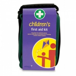 Children's First Aid Kit in Helsinki Bag