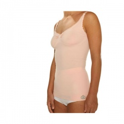Comfizz Women's Stoma Support Vest with Silicone