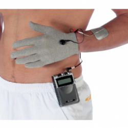 Conductive Glove for Electrotherapy