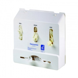 Danicentre Basic Wall-Mounted Glove and Apron Dispenser