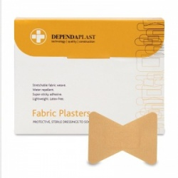 Dependaplast Advanced Fabric Plasters (Pack of 50)