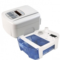 DeVilbiss SleepCube AutoPlus Auto-Adjusting APAP Machine with Humidifier