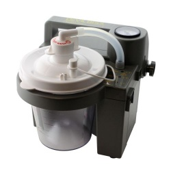 DeVilbiss VacuAide 7305 Portable Suction Machine