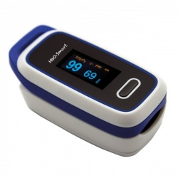 DeVilbiss HbO-Smart Fingertip Pulse Oximeter