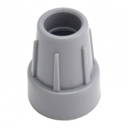 Drive Medical 25mm Grey Rubber Ferrule for Mobility Aids