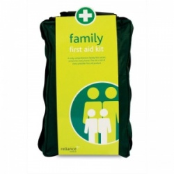 Family First Aid Kit in Copenhagen Bag