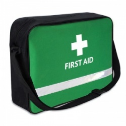 Green Marseilles First Aid Bag (Empty)