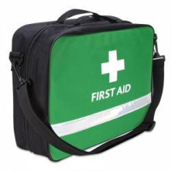 Green Paris First Aid Bag (Empty)