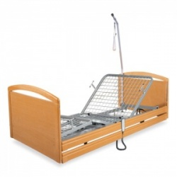Harvest Elita Low Profiling Bed
