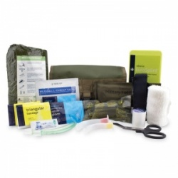 Individual Military First Aid Kit