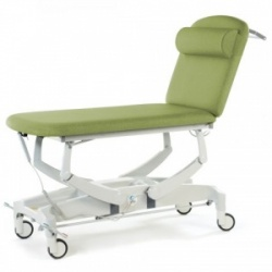 Innovation Deluxe 2-Section Treatment Couch