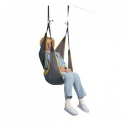 Invacare Comfort Sling with Toilet Opening