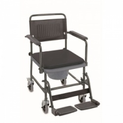 Invacare Glideabout Commode Chair