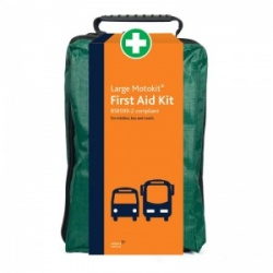Motokit Large Vehicle First Aid Kit in Copenhagen Zip Bag