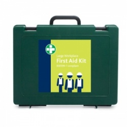 Large Workplace First Aid Kit in Essentials Box