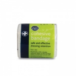 Latex-Free Cohesive Bandages (Pack of 10)