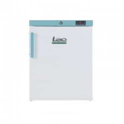Lec LSFSR82UK Solid-Door Countertop Laboratory Essential Refrigerator (82L)