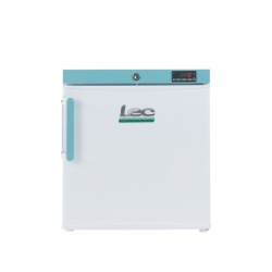 Lec PESR47UK Countertop Pharmacy Refrigerator Solid Door 47L