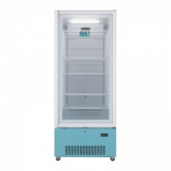 Lec PG1607C Glass-Door Freestanding Pharmacy Refrigerator (444L)
