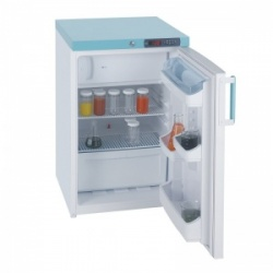 Lec Medical Fridge Freezer LSC119UK Solid-Door Under-Counter Laboratory Fridge-Freezer (119L)