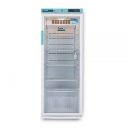 Lec PGRC273UK Glass-Door Freestanding Pharmacy Refrigerator (273L)