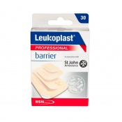Leukoplast Barrier Professional Plasters Assorted Sizes (Pack of 30)