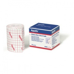 Leukoplast Hypafix Wide Area Fixation Tape (5cm x 10m Roll)