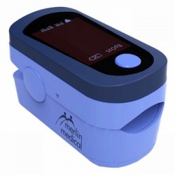 Merlin Fingertip Pulse Oximeter
