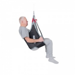Low Back Netted Lifting Sling