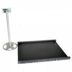 Marsden M-651 Professional Wheelchair Scale with Column