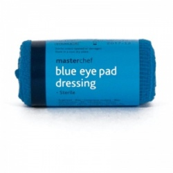 Masterchef Blue Eye Pad Dressings with Bandage