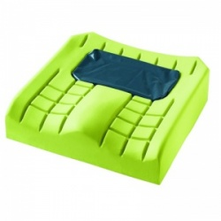 Matrx Flo-tech Plus Foam and Gel Pressure Relief Wheelchair Cushion