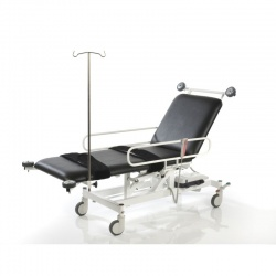 Medi-Plinth Electric 3-Section Patient Trolley