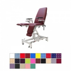 Medi-Plinth Electric Split-Leg Phlebotomy Chair