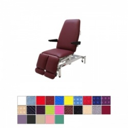 Medi-Plinth Tilting Split-Leg Podiatry Chair
