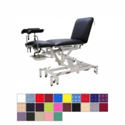 Medi-Plinth Ultra Gynaecological Chair with Foot Stirrups