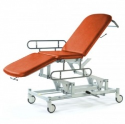 Medicare 3-Section Mobile Treatment Couch