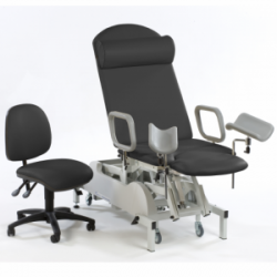 Medicare Deluxe Electric Gynaecology Couch and Operator Chair