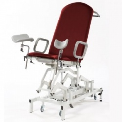 Medicare Electric Gynaecology Couch with Electric Tilt and Backrest