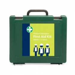 Medium Workplace First Aid Kit in Essentials Box