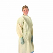 Medline AAMI Level 2 Isolation Gown (Pack of 100)