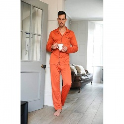 Men's Anti-Microbial Copper Pyjamas (Pack of 10)