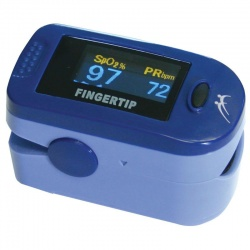 Merlin Medical M-Pulse Finger Pulse Oximeter