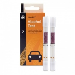 Motokit Alcohol Testing Breathalyser Kit