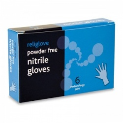Nitrile Gloves Refill Pack
