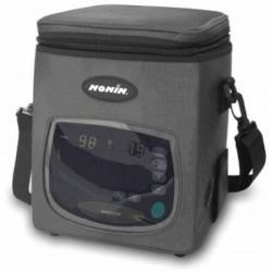 Heavy Duty Carry Case for Nonin Avant Pulse Oximeter Monitors