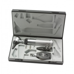 Orion Xenon Otoscope and Ophthalmoscope Diagnostic Set and Hard Carry Case (Pin Fitting)