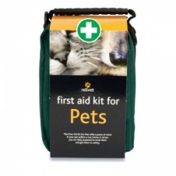 Pet First Aid Kit in Helsinki Bag